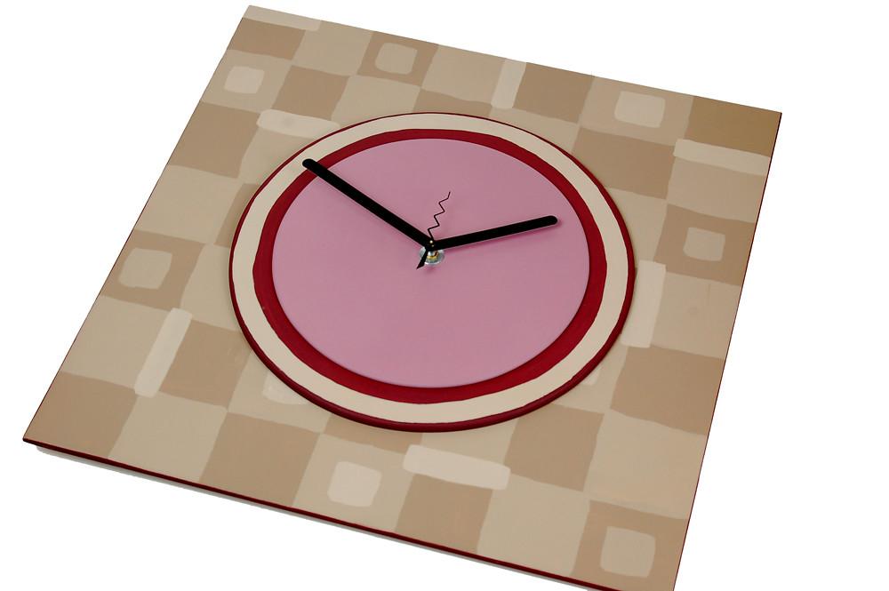 roundabout - wall clock