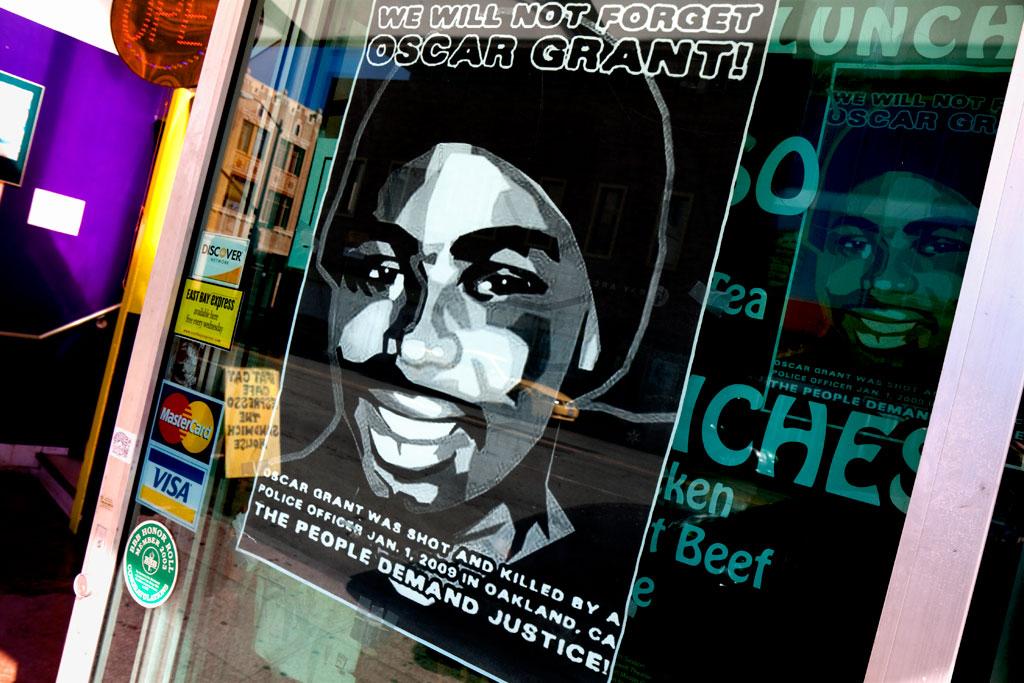 OSCAR-GRANT--Oakland