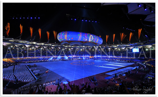 Countdown-Commonwealth Games 2010