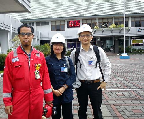 Kunjungan Ke Pertamina Geothermal Industri Kamojang Garut