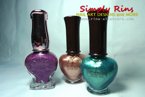 Nail Polishes From Nanay 01