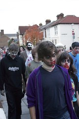 (Ben K Adams) Tags: road street people streets halloween up canon magazine walking dead photography eos raw adams image little ben zombie walk albert stock over potd mob cc license johnny portsmouth editorial russells shaun zombies 70 dressed rf southsea 2010 licensing royaltyfree ljr stockimage 550d noncommercial 500px editorspick zompocalypse schtumple