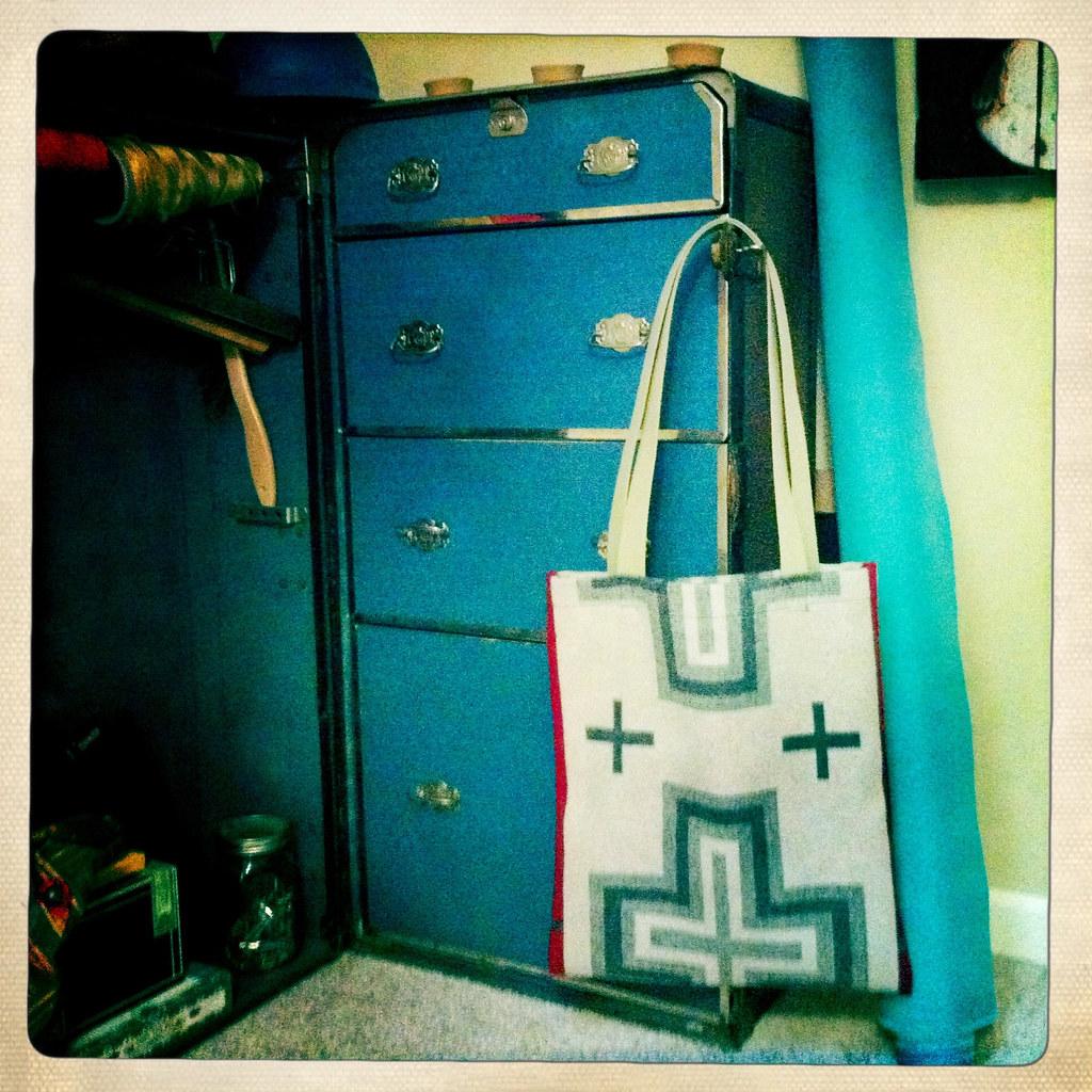 Pendelton Tote Bag