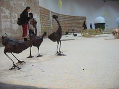 strange birds (sarahfeprieres) Tags: paris france art palaisdetokyo
