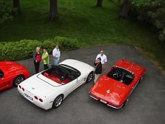 Hi everyone (redvette) Tags: corvette rivervalleyvettes redvette tomhiltz