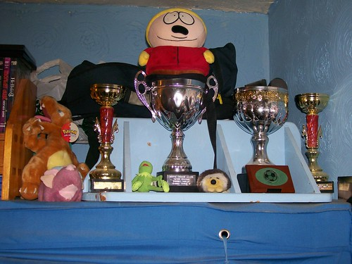 art home june wall liverpool dvd dinosaur southpark collection pokemon wardrobe trophies myroom snooker kermit 2007 teddys