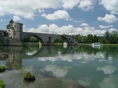 Pont Saint Bénézet - by Woplu