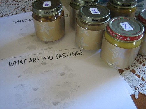 taste test game