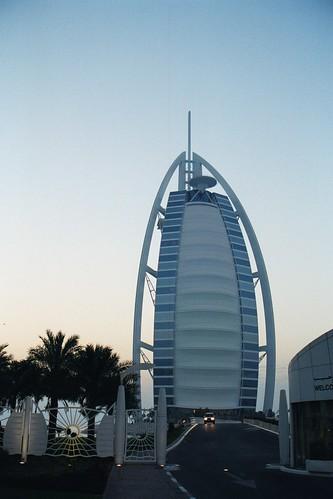 1 Burj Al Arab Closeup
