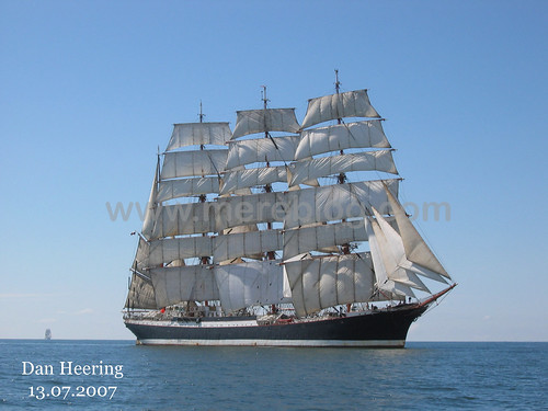 Sedov - Tall Ship Race 2007