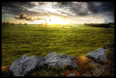 (sergey vyaltsev) Tags: morning ireland light sun nature clouds sunrise dark landscapes bravo cloudy stormy greenlight wicklow atmospheric naturesfinest roundwood dramaticlight magicdonkey outstandingshots aplusphoto