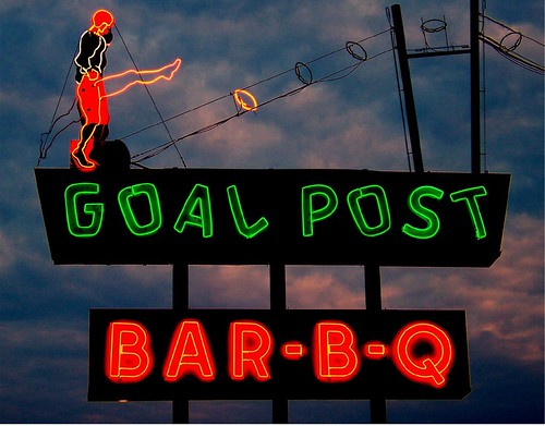 Goal Post BBQ - Anniston, Alabama