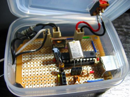 LED Casserole Board