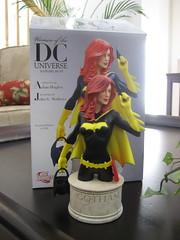 Batgirl Bust 2