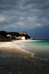 Portonovo (Paolo Sparvieri - Fotografo e Artista 3D) Tags: sea italy colors italia mare seashore colori conero marche ancona portonovo paolosparvieri sparvieri