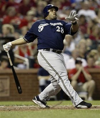 Prince Fielder fantasy baseball