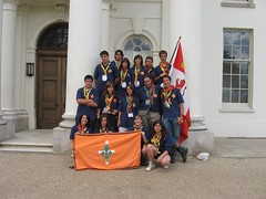 World Scout Jamboree 2007 UK 088
