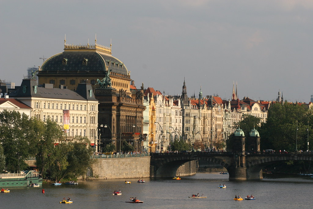 national theatre in prague The national theatre in prague is known as the alma mater of czech opera, and as the national monument of czech history and artthe national theatre belongs to the most important czech cultural institutions, with a rich artistic tradition, which helped to.
