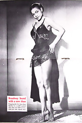 Eartha Kitt Broadway Bound with a New Show - Say Magazine December 9, 1954 (vieilles_annonces) Tags: old people usa black history vintage magazine print scans fifties photos african negro broadway 1954 retro ephemera nostalgia photographs american rights 1950s blacks americana colored 50s magazines folks oldphotos civilrights blackhistory vintagephotos africanamericanhistory earthakitt peopleofcolor vintagephotographs vintagemagazine coloredpeople negrohistory coloredfolk blackmagazines blacknews saymagazine
