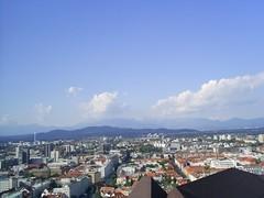 Zicht vanaf Ljubljana Castle (dertignogwat) Tags: slovenia ljubljana slovenië