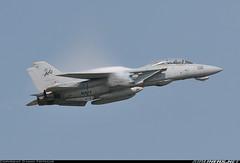 Grumman F-14D Tomcat-6 (Muckan) Tags: speed plane airplane big cool gun top aircraft navy fast tomcat grumman powerfull f14a