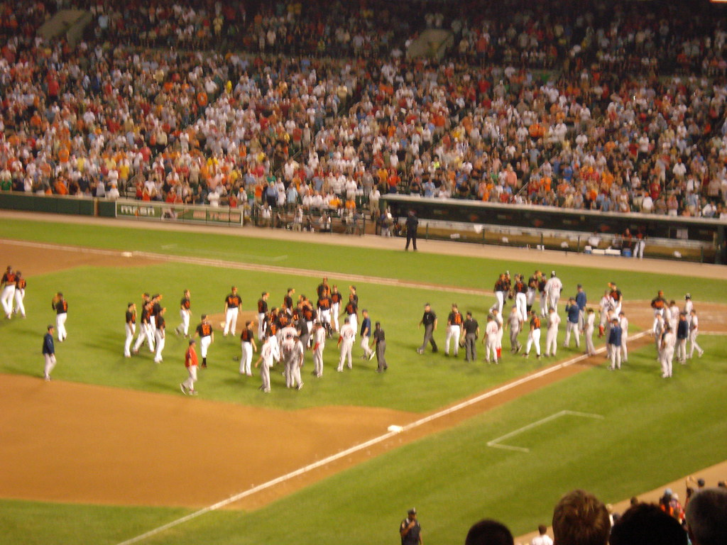 02217 Bench Clearing Balk
