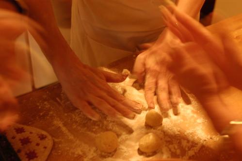 making gluten-free cookies