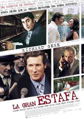 Póster y trailer en castellano de 'La gran estafa (The Hoax)', con Richard Gere