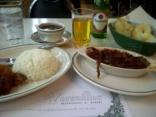 Dinner At Versailles