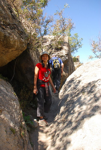 Hiking in the Ihlara Valley