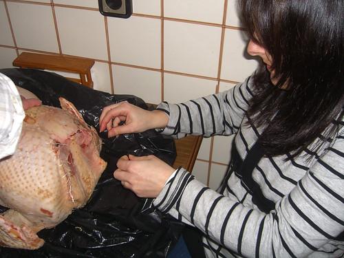 Veterinarianing