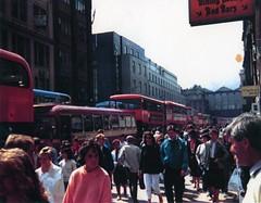 Image titled Argyle Street Glasgow 1990