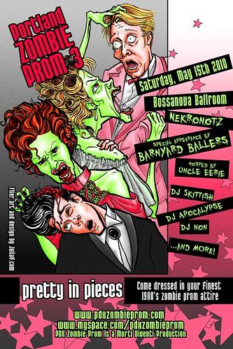 Portland Zombie Prom