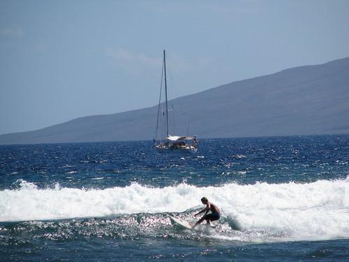 surfer dude n Marcy