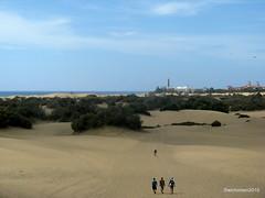 Maspalomas Dunes (wwilliamm) Tags: beach grancanaria naked nude spain dunes naturism nudist naturist fkk 2010 nudism maspalomas nudebeach playadelingles