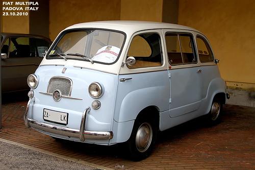 Fiat Multipla 2010. C - FIAT MULTIPLA. 23.10.2010