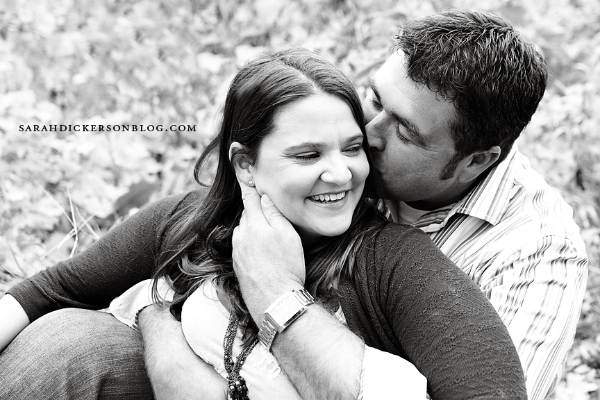 Atchison, Kansas engagement photographer