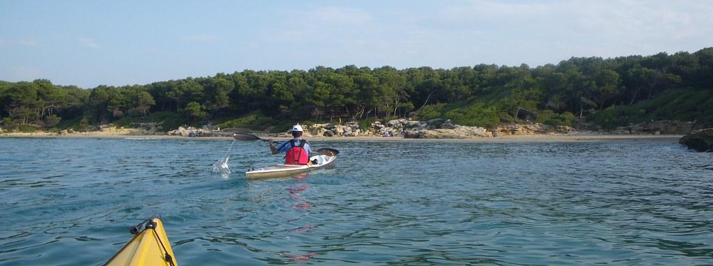 La Mora kayak con Bruno 011
