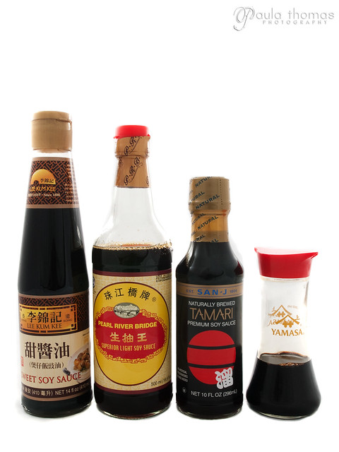Soy Sauce Collection
