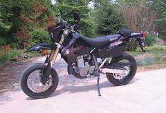 Suzuki DRZ-400SM