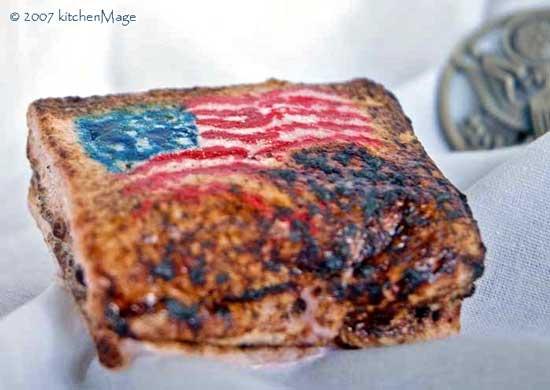 First Amendment FlagMallow