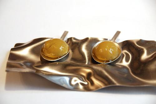 Spherical olives