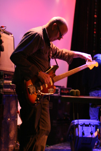 Doug McCombs Tuning the Bass VI