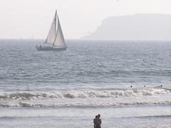 P1010057 (Mr. Ku) Tags: ocean beach sailboat boat waves sandiego 4thofjuly coronado coronadoshores