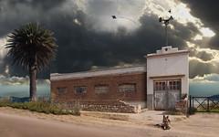 La fabrica abandonada - by Chechi Pe