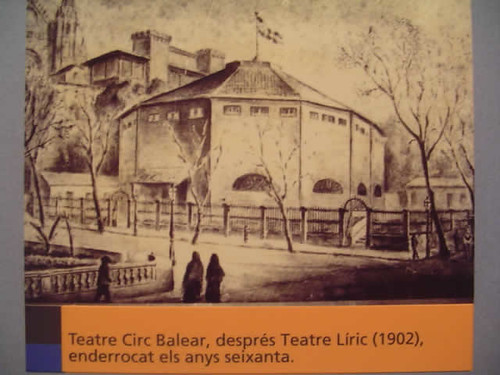 Teatro Circo Balear