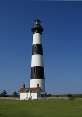 Bodie Island Lighthouse, July 2007