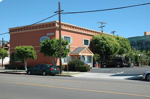 French Market • Abbott Kinney Blvd Venice California