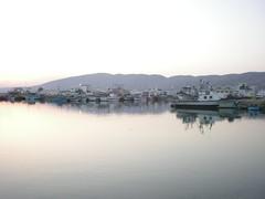 Nouveau port, le calme