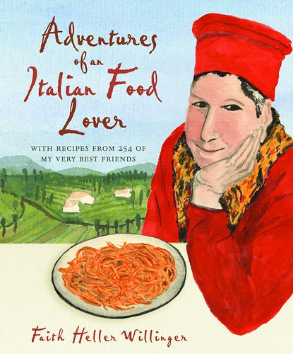 Adventures of an Italian Food Lover cover